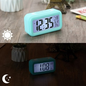 Clock (Digital Snooze Alarm Clock Student)