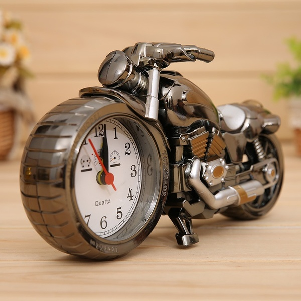 Motor Bike Clock