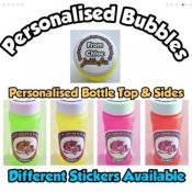 Personalised Bubbles (2)