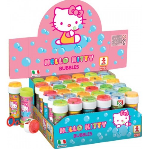 BUBBLE TUBS - HELLO KITTY