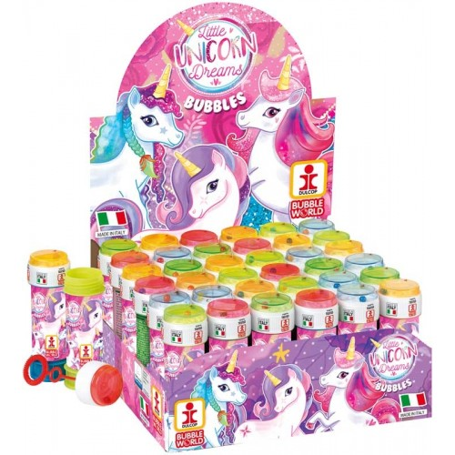 BUBBLE TUBS UNICORNS 60ML