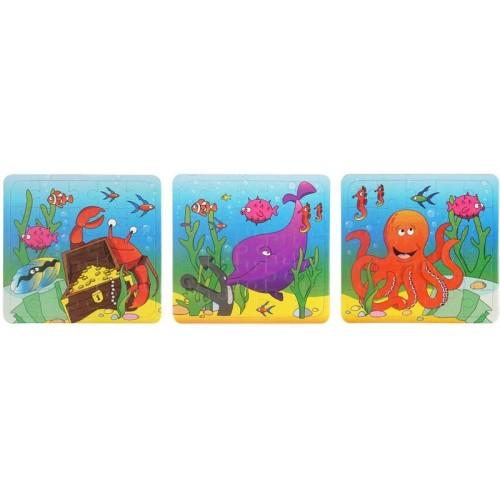 Jigsaw - Sealife (Party Bag Filler)