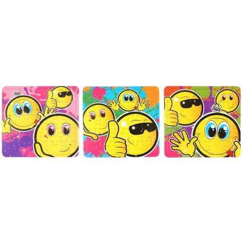 Jigsaw - Emoji (Party Bag Filler)