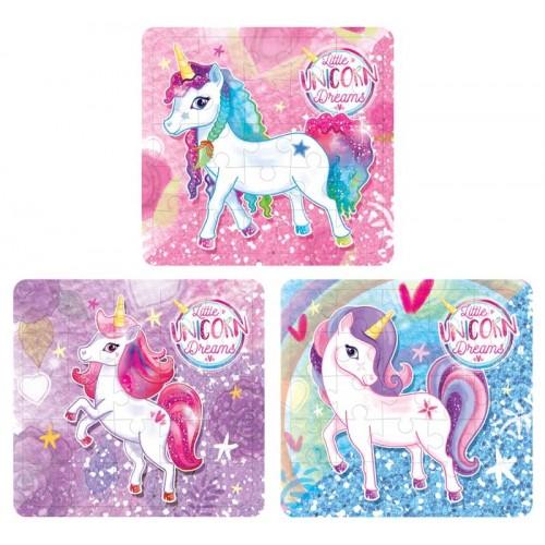 Jigsaw - Unicorn (Party Bag Filler)