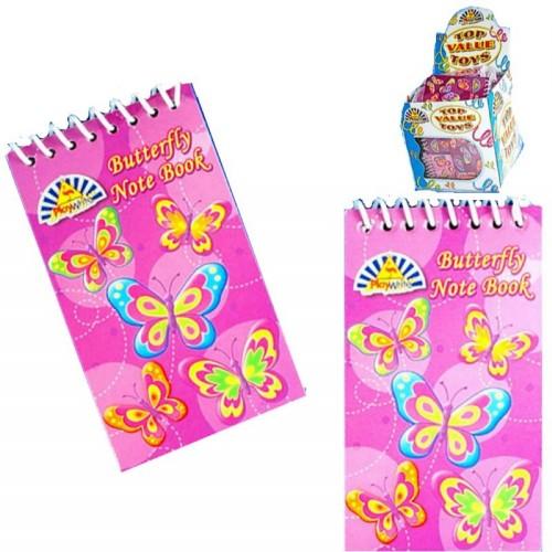 Notebook - Butterflies