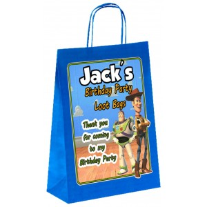 Paper Tote Bag (Toy Story)