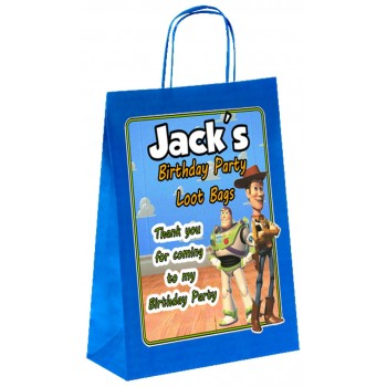 Paper Tote Bag -  (Toy Story)