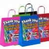 Paper Tote Bag - (PJ Mask)