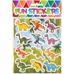 Dinosaur Sweet / Candy Bag Seal Stickers