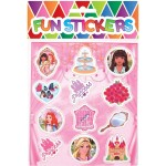 Princess Sweet / Candy Bag Seal Stickers