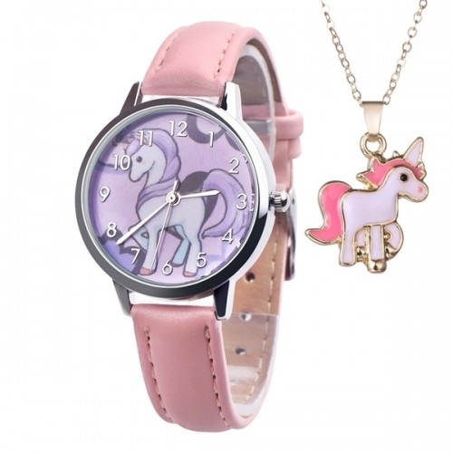 Watch (Unicorn Watch & Necklace)