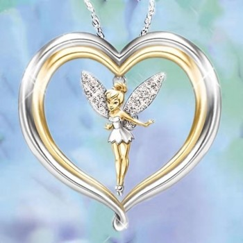 necklace (Love Guardian angel)