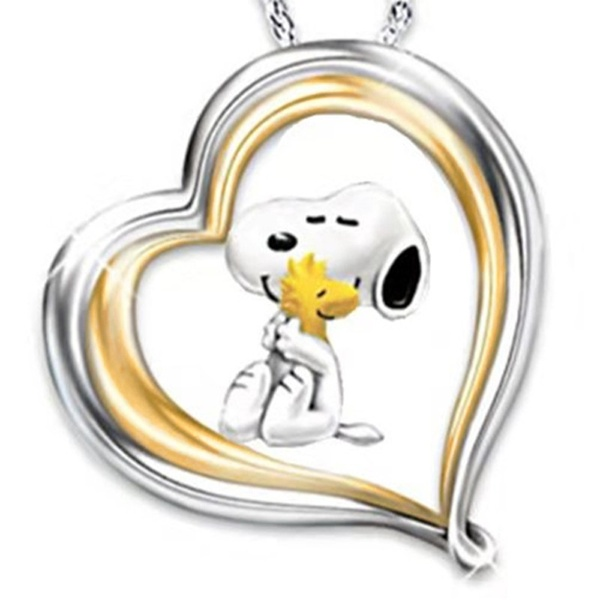 Snoopy Necklace
